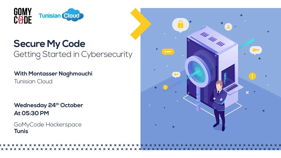 Secure My Code : Getting Started in Cybersecurity