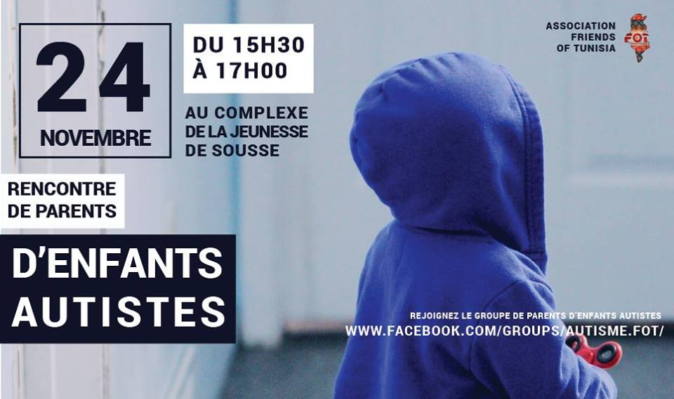 Rencontre De Parents D'enfants Autistes