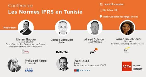 Les Normes IFRS en Tunisie