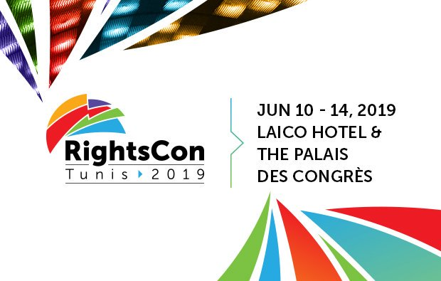 RightsCon Tunis 2019