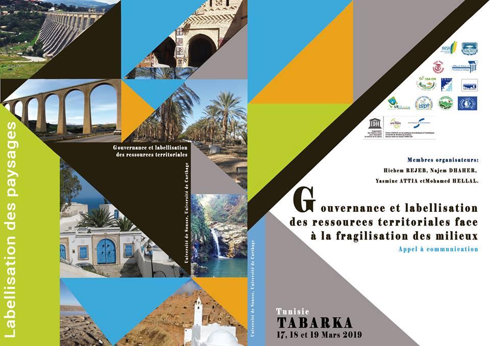Gouvernance et labellisation des ressources territoriales face à la fragilisation des milieux à TABARKA