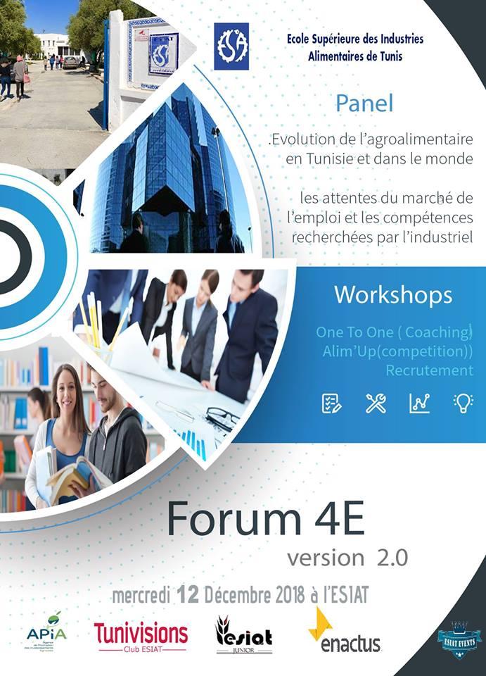 2ème Edition du Forum 4E