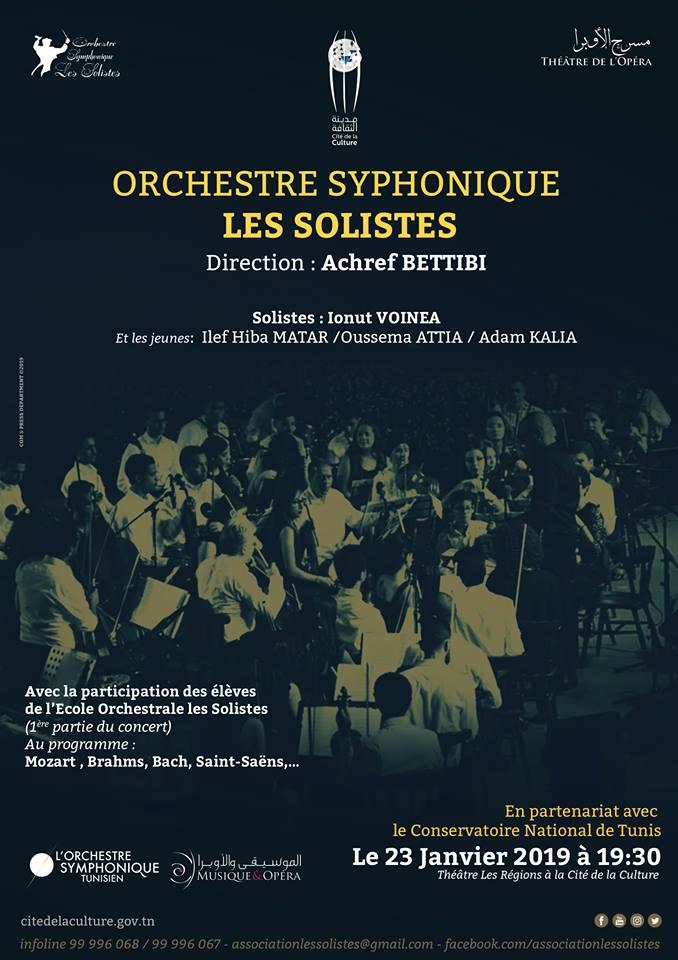 Orchestre Symphonique Les Solistes
