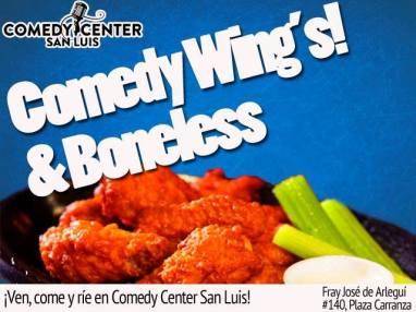 La comida del Comedy Center