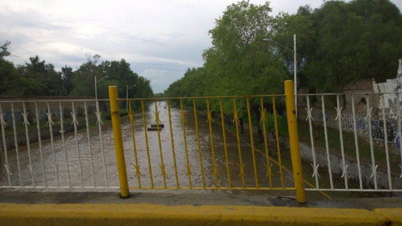 Instalaran Dren Central en Río Santiago para evitar cierres