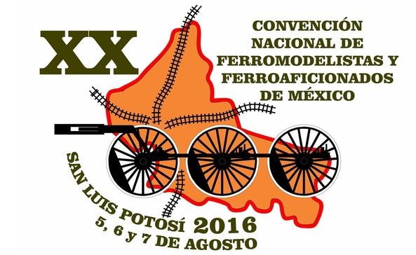 XX Convención Nacional de Ferromodelistas y Ferroaficionados de México