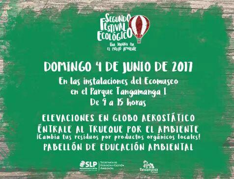 segundo festival ecológico