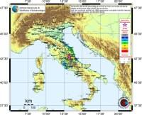 mappa sismica INGV
