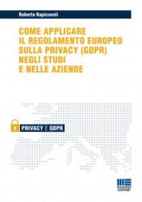 GDPR studi e aziende