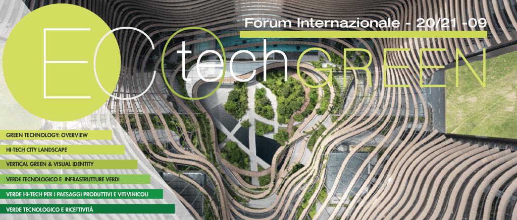 ECOtechGREEN Award – II edizione