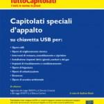 capitolati speciali d'appalto
