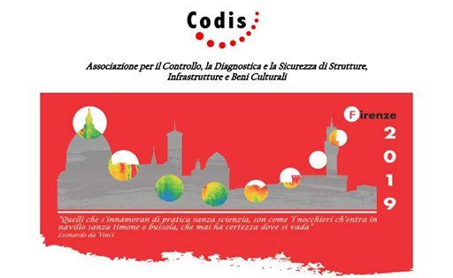 II CONGRESSO NAZIONALE CODIS – Firenze 7/8 novembre