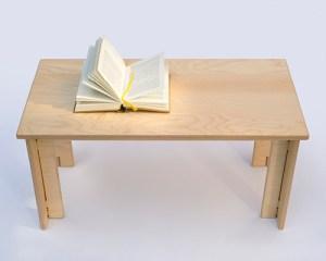 tavolo senza cerniere