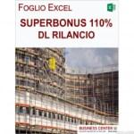 superbonus calcolo excel