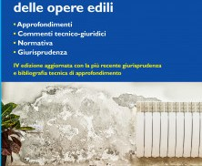difformità vizi e difetti opere edili