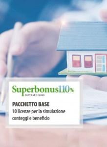superbonus 110 software base