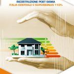 ricostruzione post sisma e superbonus