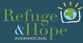 Refuge and Hope R H Color Letterhead Logo
