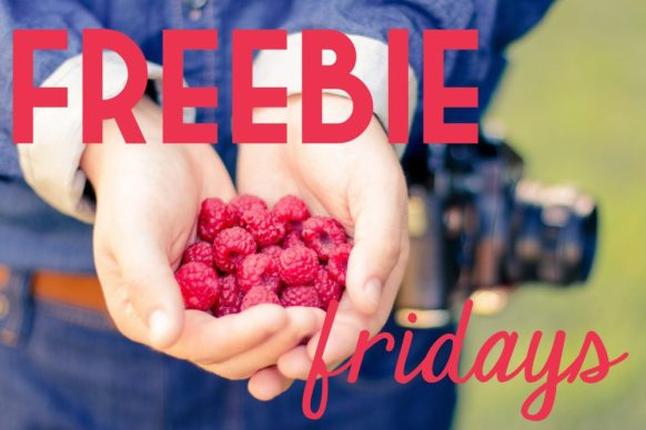 freebie-fridays