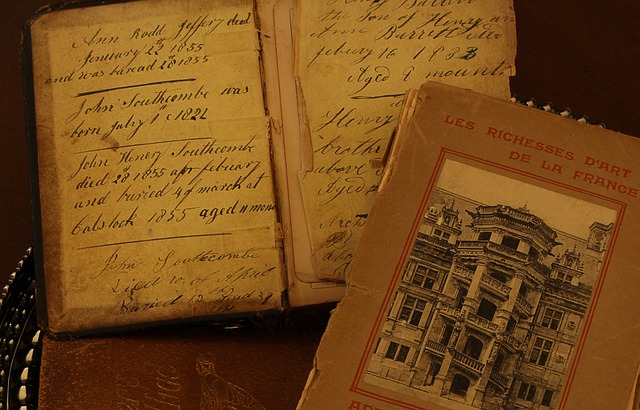 Save The Box – Family History in 12 Easy Steps