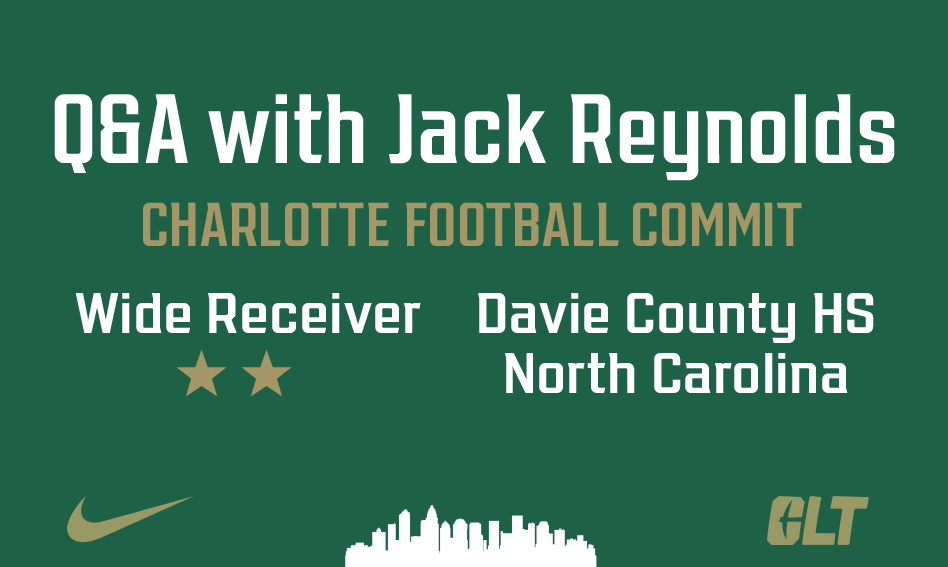 Q&A with Charlotte Football commit Jack Reynolds