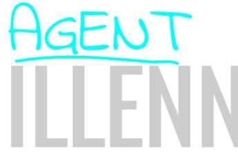 Agent Millennial Logo