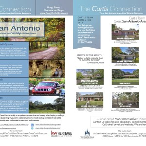 custom print newsletters real estate agent operations marketing ideas