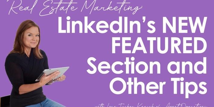 LinkedIn for real estate 2020