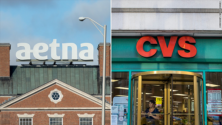 CVS Health closes on acquisition of Aetna