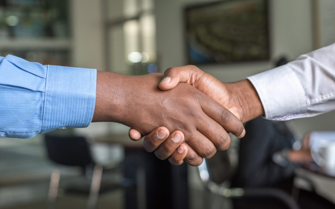 How to Avoid Shaking Hands for Insurance Agents