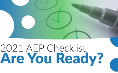 2021 AEP Check List: Are You Ready?