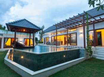Modern luxury villa
