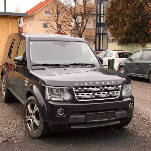 Land Rover Discovery – LKW