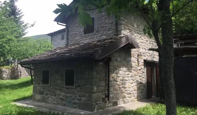 Villetta Fiumalbo Bilocale Mq 50 Terratetto Giardino