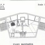 Appartamento Abetone Le Motte Mansarda Quattro Vani Mq 95 (2)