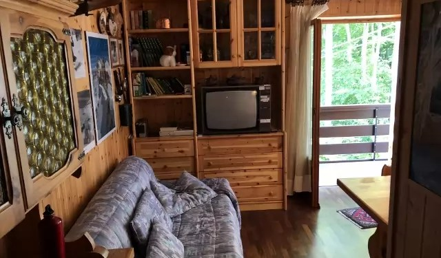 Appartamento Abetone Uccelliera V. Bar Alpino Tre Vani Mq 58