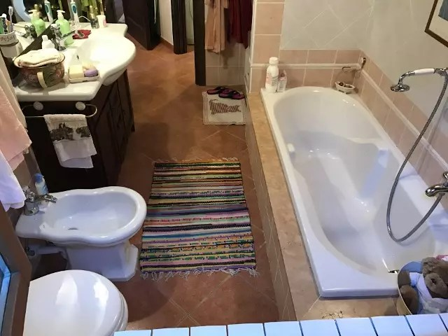 Appartamento Cutigliano Pianosinatico Tre Vani Mq 80 Giardino Mq 320 (41)