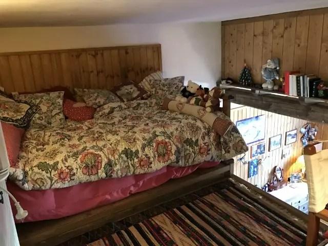 Appartamento Cutigliano Pianosinatico Tre Vani Mq 80 Giardino Mq 320 (64)