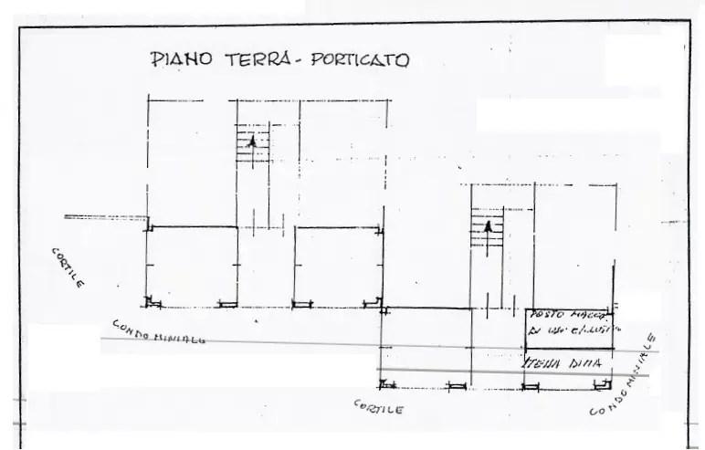Appartamento Fiumalbo Via Lago Mansarda Tre vani Mq 40 (2)
