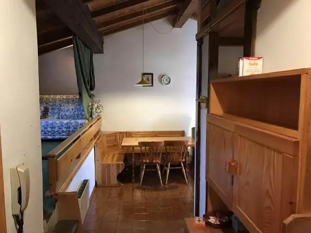 Appartamento Fiumalbo Via Lago Mansarda Tre vani Mq 40 (27)