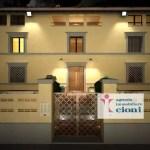 Bilocale Firenze San Frediano Mq 60 Piano Primo arredato (11)