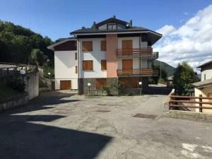 Appartamento Abetone Faidello Via Giardini Due vani Mq 58