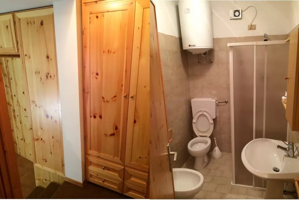 Appartamento Abetone Faidello Due Vani 6 Posti Letto