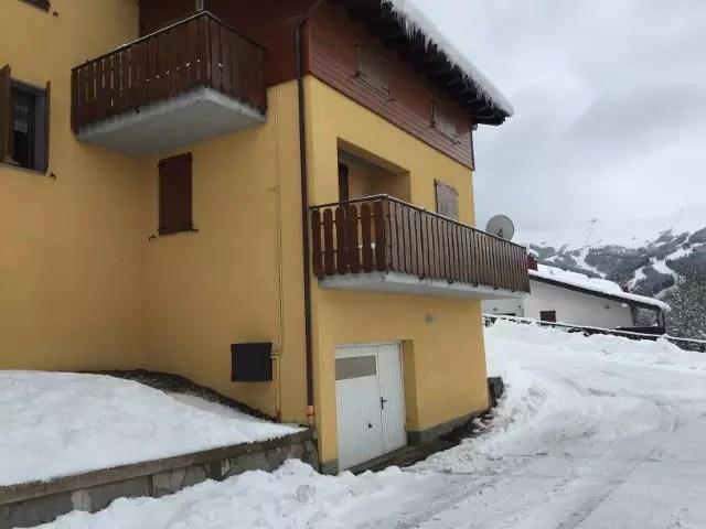 Appartamento Abetone Bar Alpino Mansarda Cinque Vani Mq 90