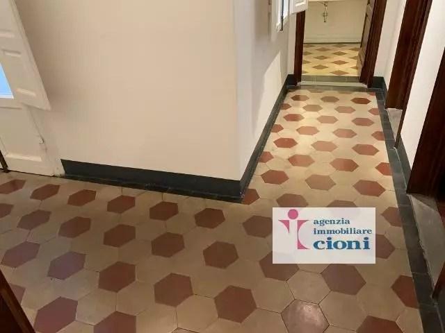 Quadrilocale Mq 170 Firenze Porta Romana V. Pindemonte Piano Rialzato (47)