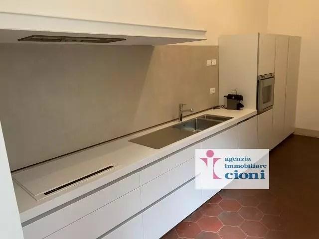Quadrilocale Mq 170 Firenze Porta Romana V. Pindemonte Piano Rialzato (83)