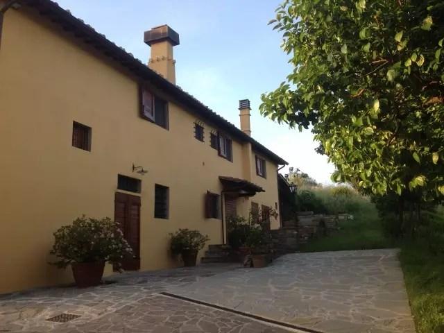 Villa Leopoldina Mq 400 Firenze Pontassieve 15 vani terreno 2,5 Ettari (38)
