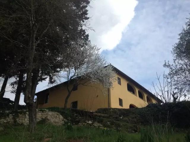Villa Leopoldina Mq 400 Firenze Pontassieve 15 vani terreno 2,5 Ettari (9)
