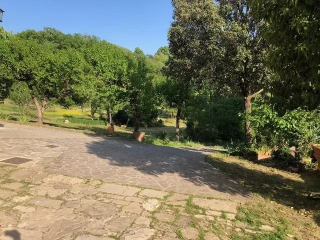 Villa Leopoldina Mq 400 Firenze Pontassieve 15 vani terreno 2,5 Ettari (90)