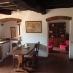 Villa Leopoldina Mq 400 Firenze Pontassieve 15 vani terreno 2,5 Ettari Appartamento Laterale (6)